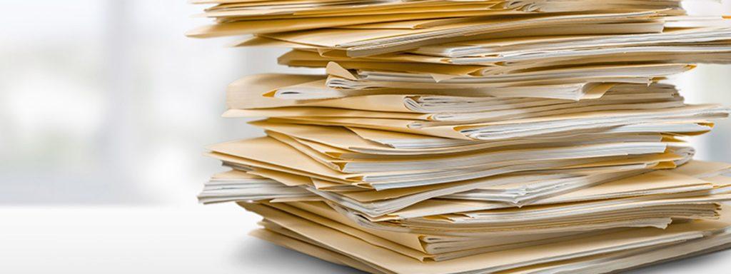 Unterlagen müssen bei einer öffentlichen Ausschreibung nachgereicht werden