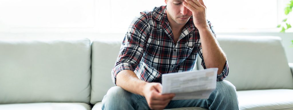 Fragen Sie bei einer Kreditablehnung nach.