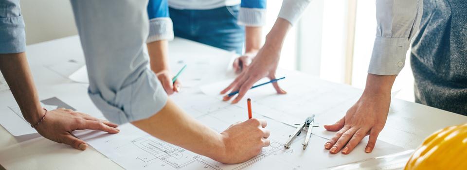 Projektantenproblematik: Hat ein Bieter die Ausschreibung mitgestaltet (Projektant), muss der Auftraggeber einer Wettbewerbsverzerrung vorbeugen.