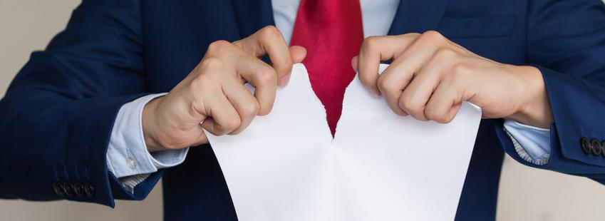 Wann kann eine Ausschreibung aufgehoben werden? Was muss dabei beachtet werden?
