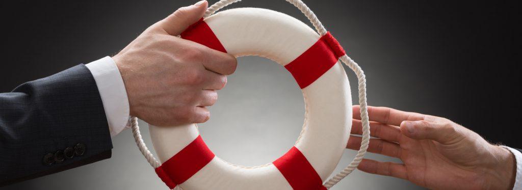 Plötzliche Erkrankungen, Unfälle bis hin zum Tod des Unternehmers können eine schnelle Unternehmensnachfolge erfordern.